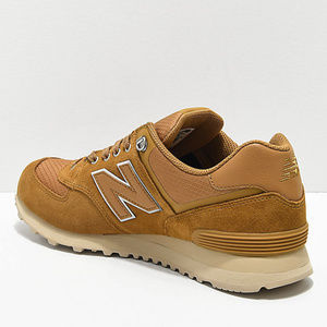 brand new 6b6fd b620e New Balance Shoes - Brand New New Balance 574 Suede Nutmeg & Sand